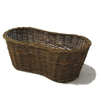 Willow Rustic Peanut Planter