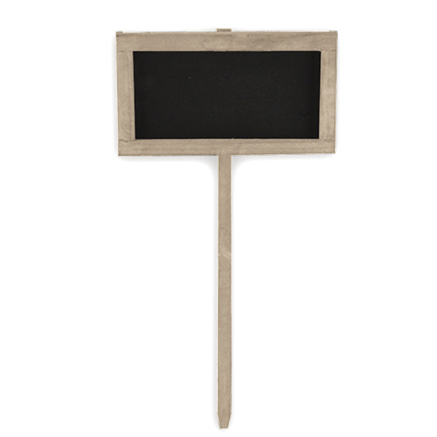 Medium Product Display Chalkboard Sign 5in