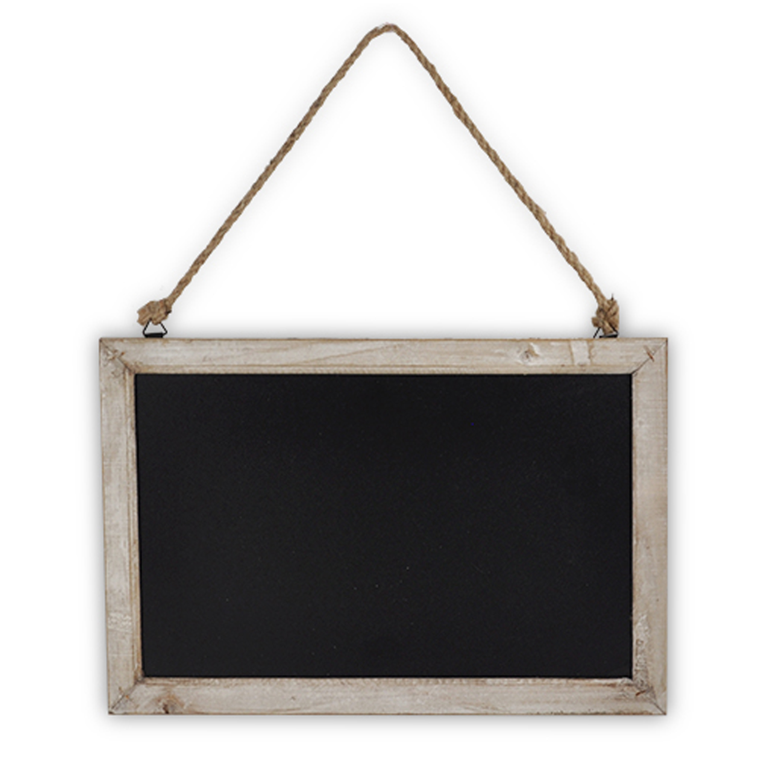 Hanging Store Display Chalkboard Sign 10in