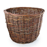 Willow Rustic 12 Dia Planter