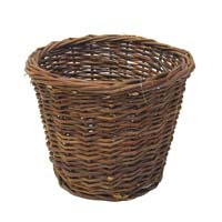 Willow Rustic 9 Dia Planter