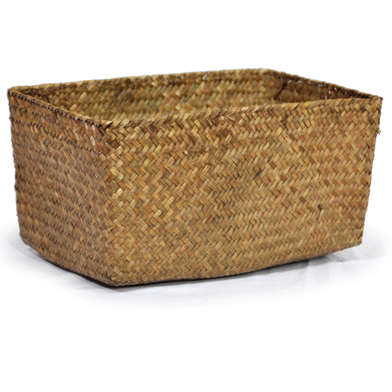 Alexa Utility Basket - Medium 13in- Natural