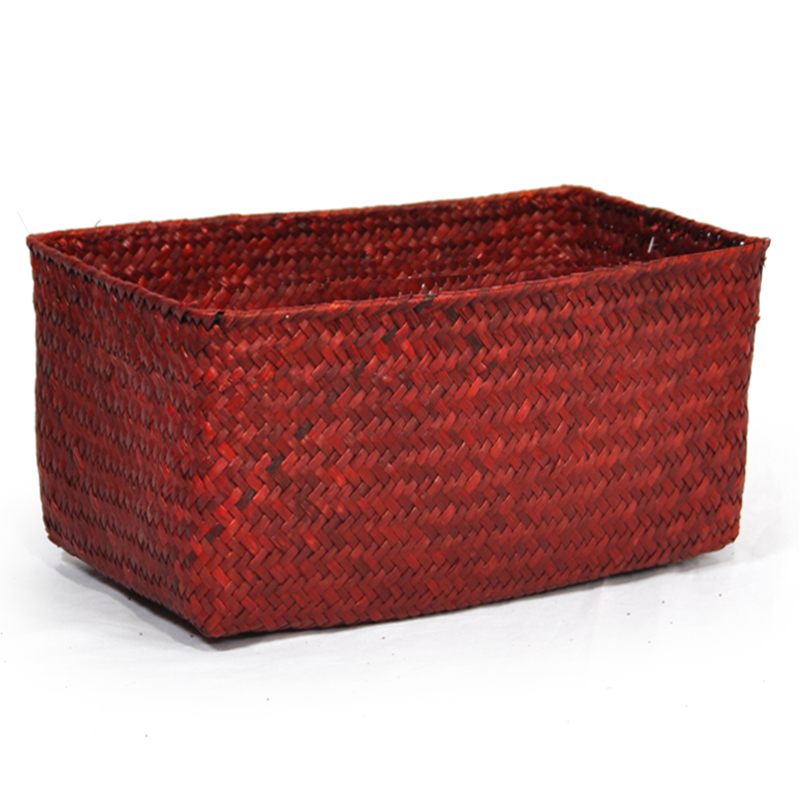 Alexa Utility Basket - Medium 13in- Red