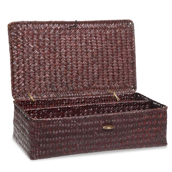 Alexa Keepsake Wine Box Double 13in