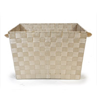 Sophia Simple Storage - Beige Ivory