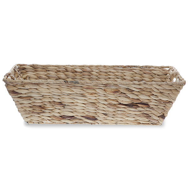 Audrey Natural Rush Utility Basket - Large 19in