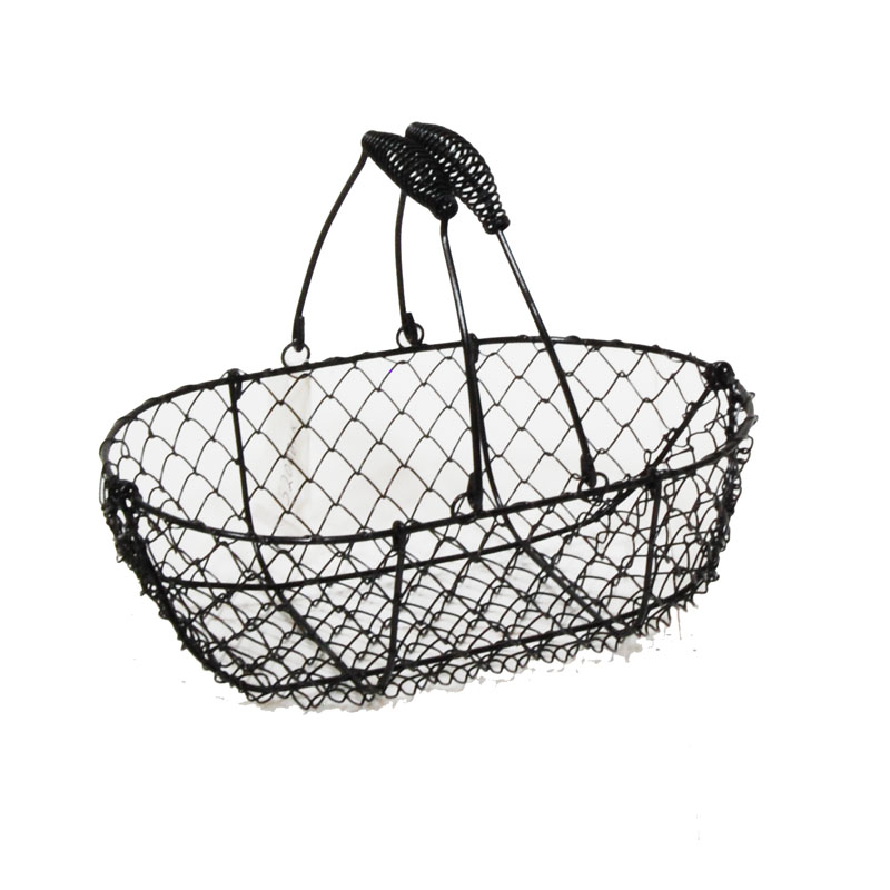 Wire Mesh Baskets - The Lucky Clover Trading Co.