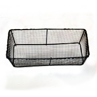 Stella Mini Rectangular Wire Mesh Tray