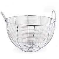 Stella Utility Stainless Steel Basket - Medium