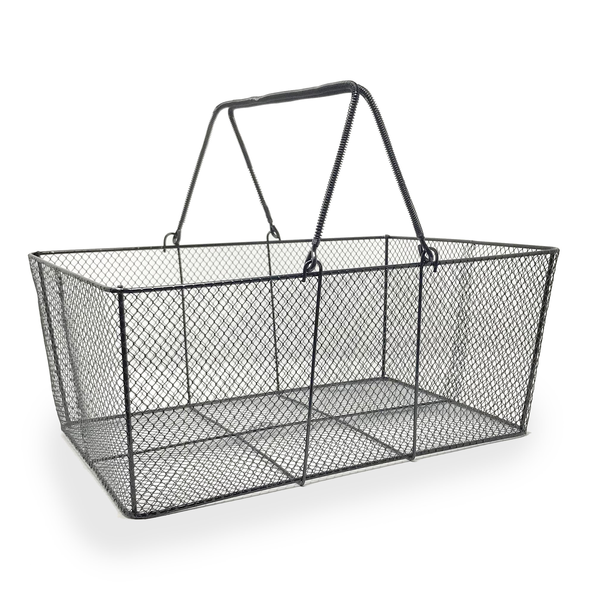 Swing Handle Baskets and Fixed Handle Baskets for Gift Basket Making ...