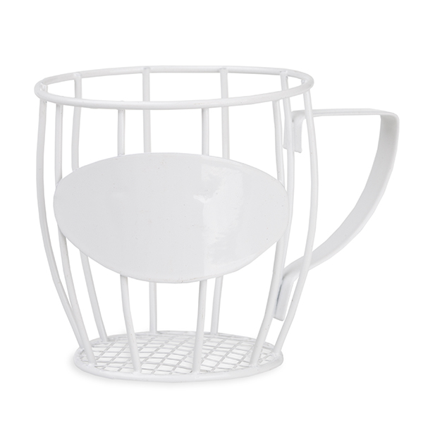 Stella Mini Wire Cup Basket 3in