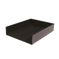 Roosevelt Faux Leather Document Tray