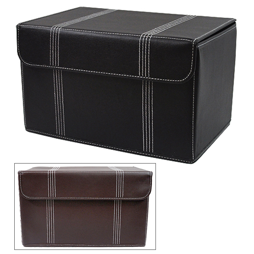 Roosevelt Collapsible Storage Box With Lid The Lucky