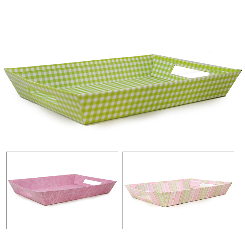 Gift Document Tray - Spring