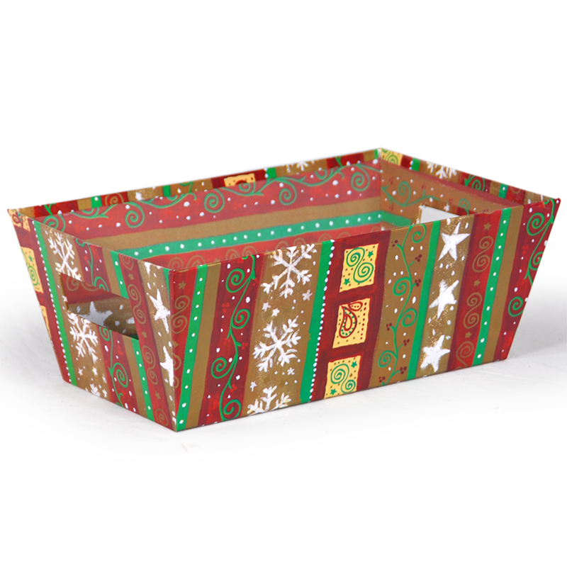 Gift Tray Medium - Holiday II 12in