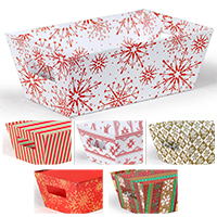 Gift Tray Medium - Holiday II