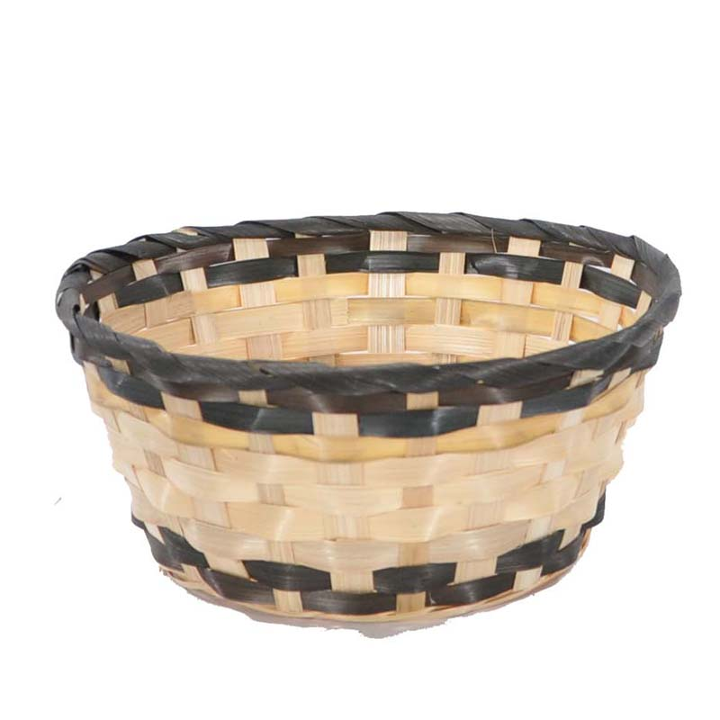 Round Harvest Tray Basket 8in