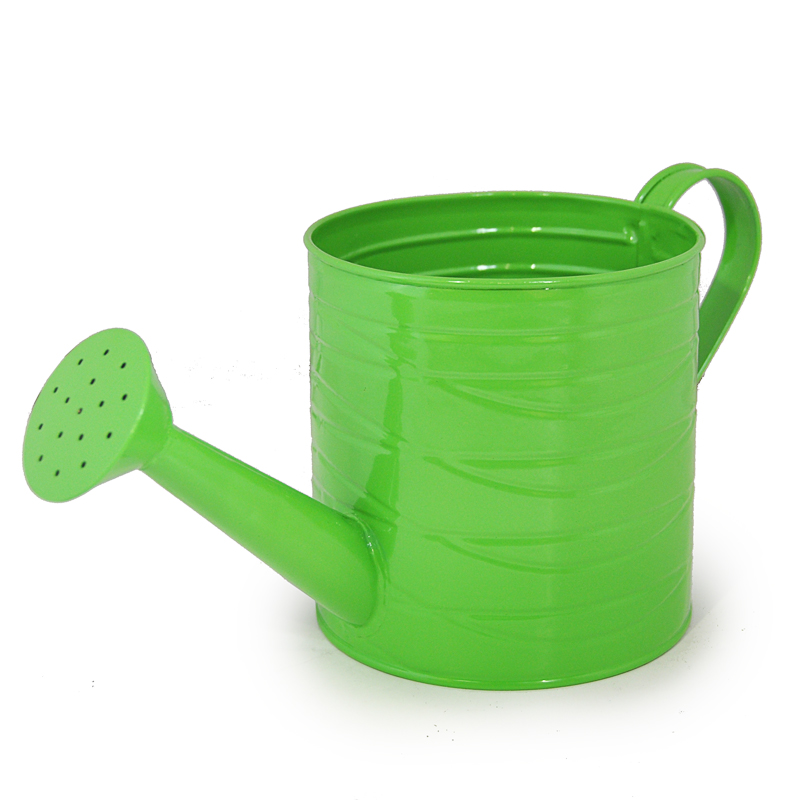 Round Watering Can 4in