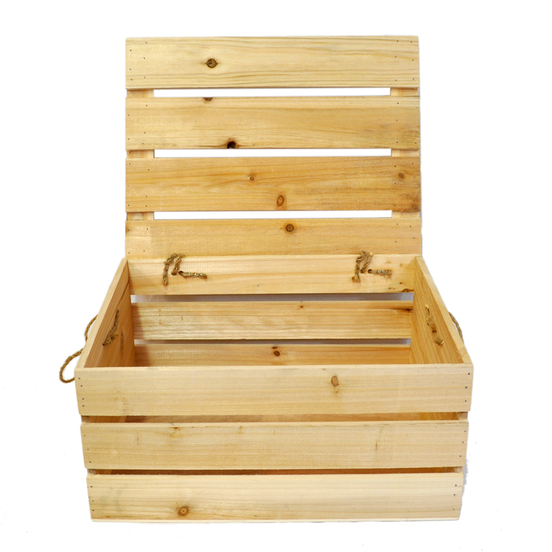 thumb thumb thumb thumb thumb thumb thumb  sc 1 st  The Lucky Clover Trading Co. & Natural Wooden Storage Box with Lid - Large The Lucky Clover Trading Co.