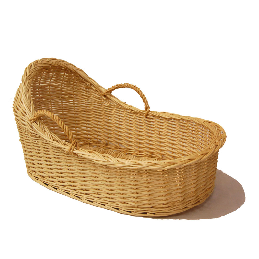 Wicker Basket Bassinet : Moved permanently