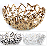 Regalia Branch Design Decorative Bowl