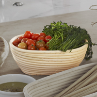 Artisan Collection Oblong Proofing Basket